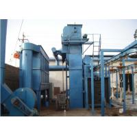 Buy cheap Hanging Hook Type Shot Blasting Machine , Bed Frame Automatic Blasting Machine from wholesalers