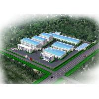 Quality Economical Steel Structure Warehouse , Steel Frame Building Construction wholesale