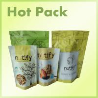 Quality Mixed Nuts / Dried Fruit Stand Up Pouch Bags Food Grade Aluminum Foil Lined wholesale
