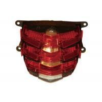 Cheap ABS Motorcycle Driving Lights , Performance Motorcycle Parts Motors Tail Lamp for sale