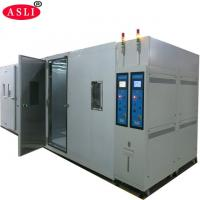 Buy cheap Single Door Programmable Control High Temperature Aging Test Room RT+15 Deg C to 150 Deg C from wholesalers