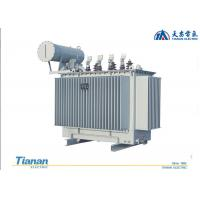 Buy cheap 10 ~ 35kv Three phase Distribution Oil-Immersed Power Transformer from wholesalers