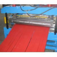 Buy cheap 3 Mm Thick Sheet Roll Forming Machine Automatic Slitting Machine 5 - 30 Slit from wholesalers