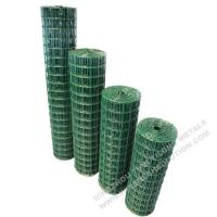 Quality Metal 4 X 4 Welded Wire Mesh Anti - Water For Industry / Farming Security wholesale