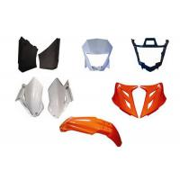 Quality MIR Pp Motorcycle Side Covers Fender High Performance Coating Mat Color wholesale