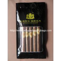 Quality Chinese cigar logo brand / Cigar Bag Humidor With Humidified System wholesale