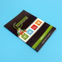 Quality Saddle Stitching Catalogue Printing Service Binding With Hard Cover / Soft Cover / Perfect Binding wholesale