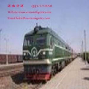 Rail Transport To Kazakhstan