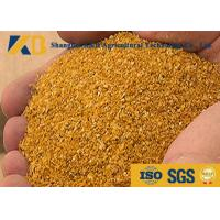 Buy cheap Broiler Coloring Yellow Non Flavoured Protein Powder SGS Certificate from wholesalers