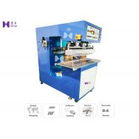 PVC Coated Fabric Welding Machine / High Frequency Welding Equipment Weld Area 50×50×900 MM