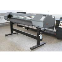 Quality High Speed 64'' Eco Solvent Inkjet Printer , 2880 Dip Solvent Based Printer wholesale