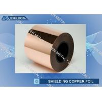 Quality Extraordinary strength Rolled Copper Foil for transformer winding wholesale