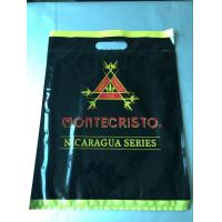 Quality Custom Moisturizing Cigar Bag / Plastic Cigar Wet Bag W130 X L220mm Size wholesale