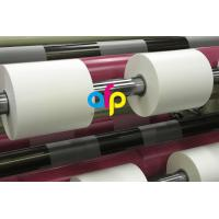 Quality 42 Dynes Double Corona Treatment Thermal Roll Matte Laminating Film for Hot Stamping and Spot UV wholesale