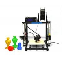 Quality Rapid Prototyping Desktop 3D Printer , Prusa i3 Aluminum 3D Printer wholesale