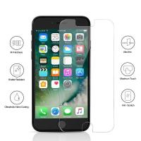 Quality 9H Full Tempered Glass Bubble Free Iphone Screen ProtectorCase Friendly wholesale