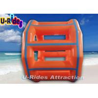 Cheap Amusement Park Human Sized Hamster Ball Water Rolling Ball With Soft Handles wholesale