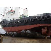 Inflatable Marine Rubber Airbag High Capacity Against Compression 5.5mm Thickness