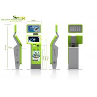 Motion Sensor and Air Conditioner Multimedia Kiosk for Internet / Information Access