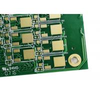 Green Multilayer PCB Board Fabrication Isola FR408 / FR408HR / IS680-345