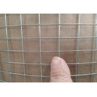 Quality Hot - Dipped Galvanized Welded Wire Mesh For Animal Cage Structuring wholesale