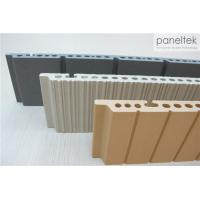 Quality Textured Terracotta Panel System300 - 1500mm Length With Earthquake Resistance wholesale