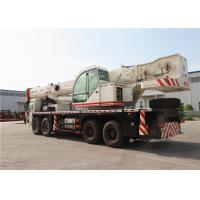 Buy cheap FAW 150s Extending Time 70 Ton Truck Crane Flatbed Truck With Crane from wholesalers