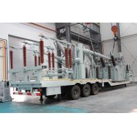 Quality Vehicle Mounted Mobile Transformer Substation 132kv 16000KVA Capacity wholesale