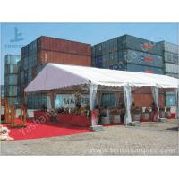 Quality 10x12m Outdoor Event Tent , Dock Opening Ceremony event canopy tent wholesale