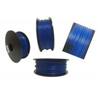 Quality Good Toughness 1.75mm 3mm 3d Print Strong Material , Biodegradable 3d Filament wholesale