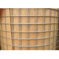 Quality 0 . 9m Galvanized Welded Wire Sheets , Rabbit Cage Square Welded Wire Fabric wholesale