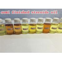 Semi-Finished Oil Injection Steroid EQ 300 Boldenone undecylenate 300 ISO9001