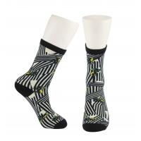 Quality Polyester/ Spandex /Unisex  OEM Service  Custom Made Size 3D-Printing Socks wholesale