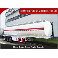 Quality 12 wheels carbon steel fuel tanker semi trailer with 42000 Liters capacity wholesale