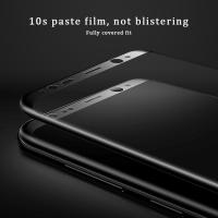 Quality OEM 2.5D Anti Glare Glass Screen Protector For Samsung Galaxy S8 Easy Installation wholesale