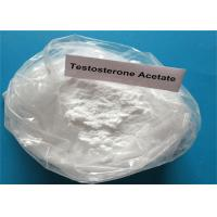 Quality Raw Steroid White Powder Testosterone Acetate Test Acetate with Safely Pass Customs wholesale