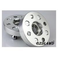Quality Silver 20mm 6 Lug Bolts 4x4 Wheels Parts Aluminum Alloy For Increasing Track Width wholesale