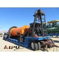 Quality Large Capacity Portable Ore Mineral Grinding Mining Ball Mill Φ1500×3000 wholesale