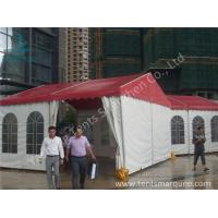 Quality 6x6M Commercial Waterproof Rain Tents Outdoor Event Canopy UV Resistant wholesale