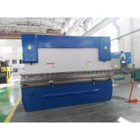 Buy cheap Stainless Steel Door CNC Press Brake Machine With High Strength Gooseneck Tools from wholesalers