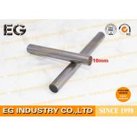 Quality Custom Size Graphite Rod Electrodes , 65 Mpa Compressive Strength Graphite Cylinder wholesale