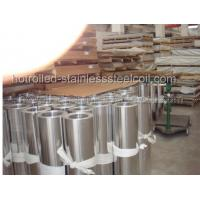 Buy cheap ASTM A167 EN10088-2-2005 316 Stainless Steel Coil for tableware , kitchen ware from wholesalers