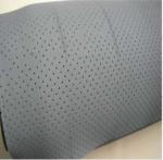 Quality White Neoprene Rubber Sheet , Breathable Oil Resistant Rubber wholesale