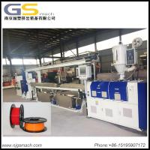 Quality 15-30kg/H Capacity 3d Printer Filament Making Machine PLC Control System wholesale