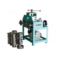 Quality Round Steel Pipe Bending Machine / Square Pipe Bender For Greenhouse Frame wholesale