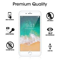 Quality Daily Protection Full Screen Iphone 6s Screen Protector , Smudge Free Screen Protector Iphone 6 7 8 wholesale