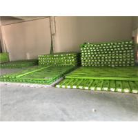 Quality Reinforced PPR Fiberglass Composite Pipe Green Color With Hot Melting Connection wholesale