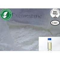 Quality Pharmaceuticals Steroid Powder Aromasin Exemestane For Antineoplastic wholesale