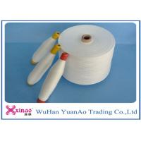 Quality Sewing  Material 100% Spun Polyester Yarn Ring Spun and TFO Type , Multi Color wholesale