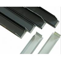 Quality Silvery Alloy Mounting Aluminum Solar Panel Frame High Accuracy wholesale
